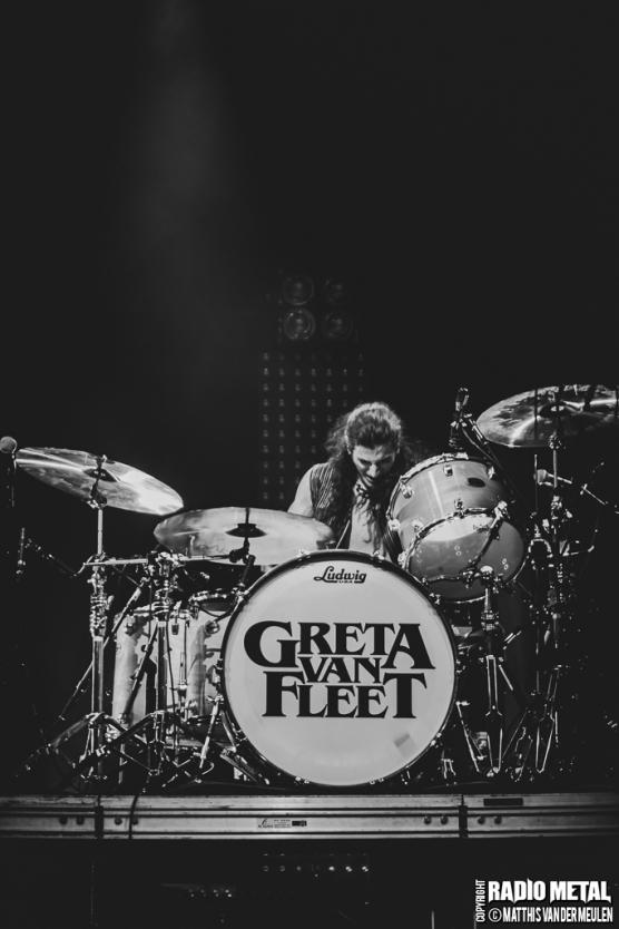 Greta Van Fleet - Zenith - 2019 - RM-27