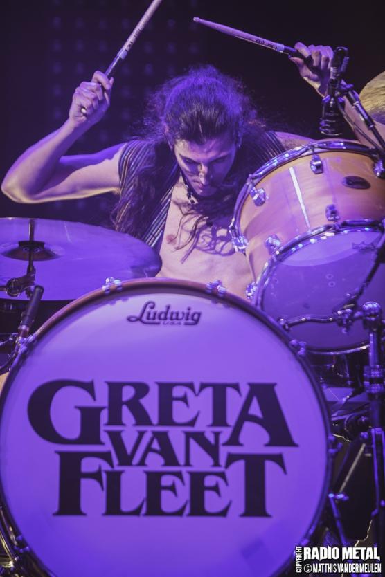 Greta Van Fleet - Zenith - 2019 - RM-28
