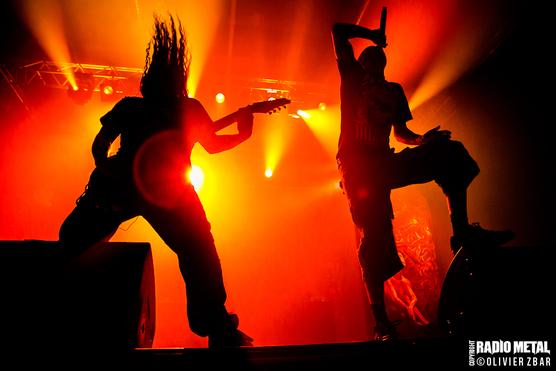 Meshuggah, Metallurgicales 2012