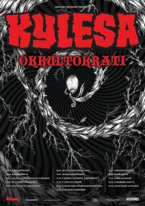 Affiche de la tournée