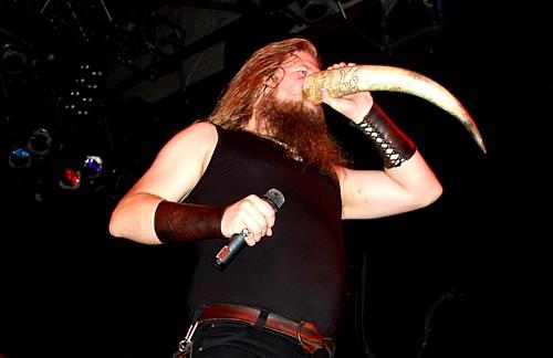 MetalCamp Slovénie Amon-amarth-horn