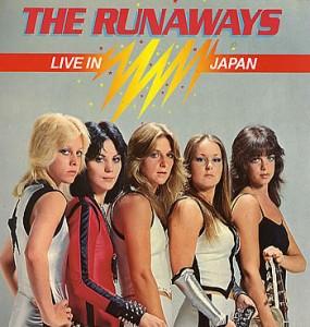 THE RUNAWAYS Runaways-Live-In-Japan-285x300