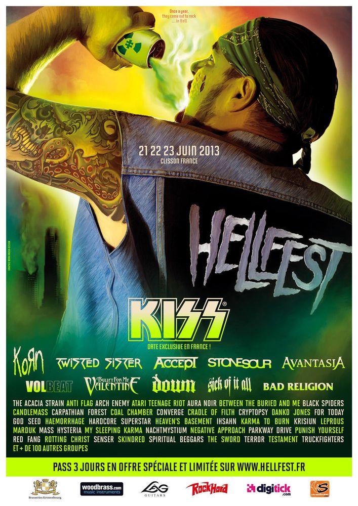 Hellfest 2013 Hellfest1