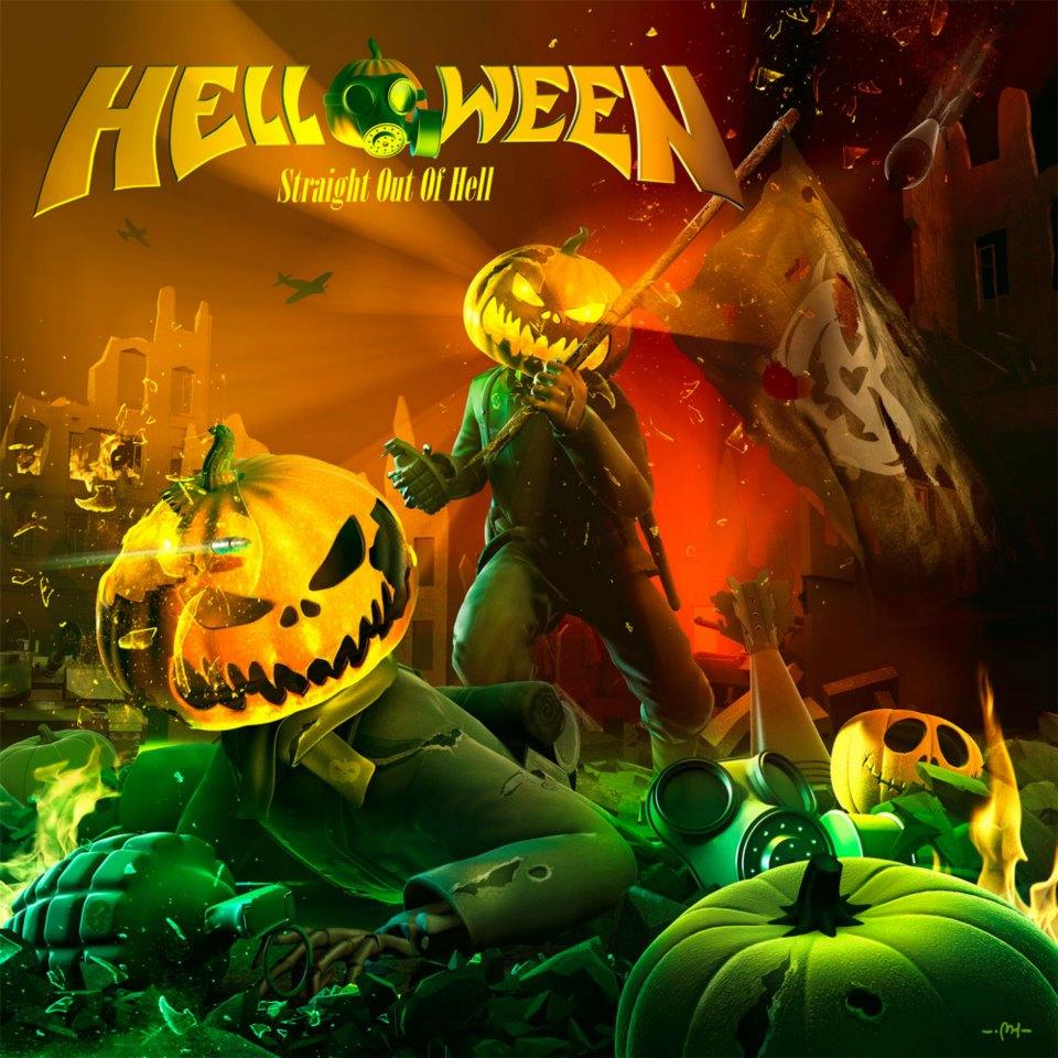 HELLOWEEN Helloween