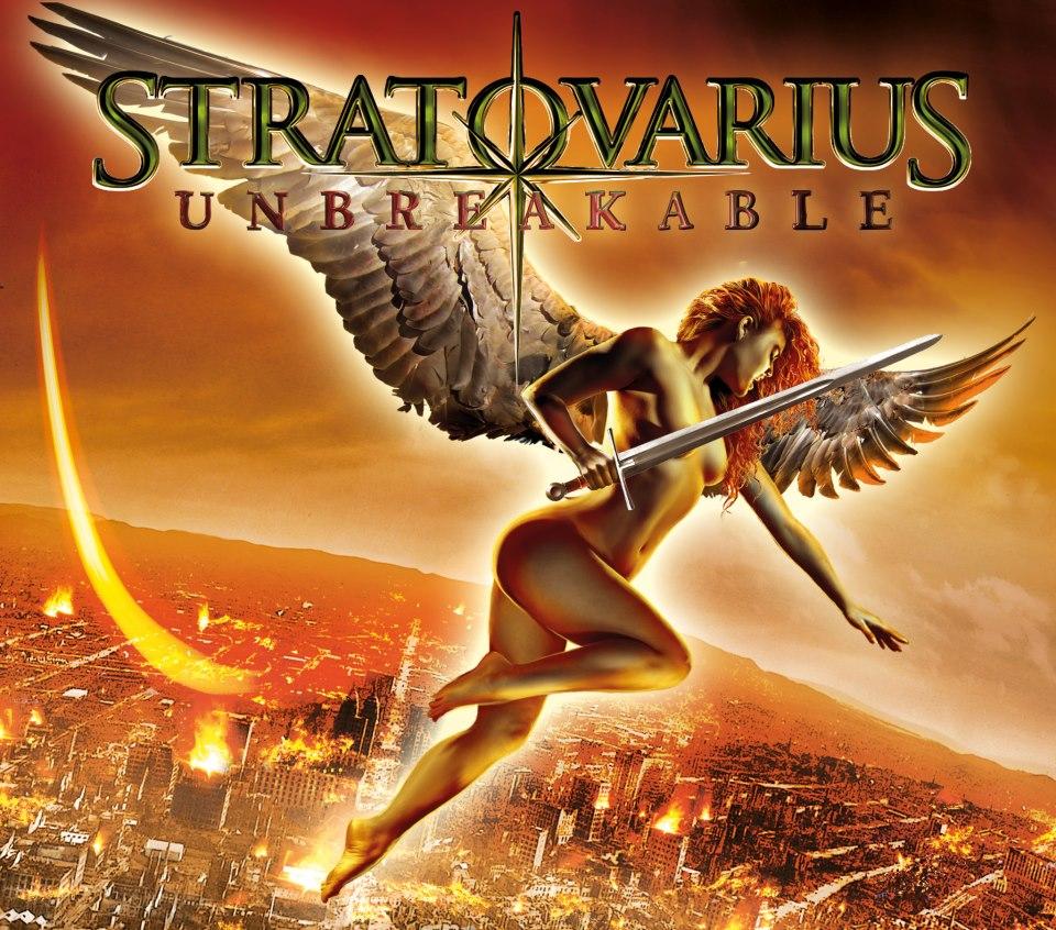 STRATOVARIUS Stratovarius