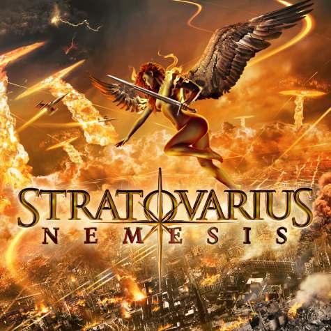 STRATOVARIUS Stratovariusnemesis