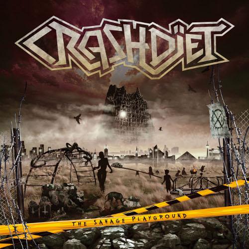 CRASHDÏET CRASHDIET-tsp-COVER500