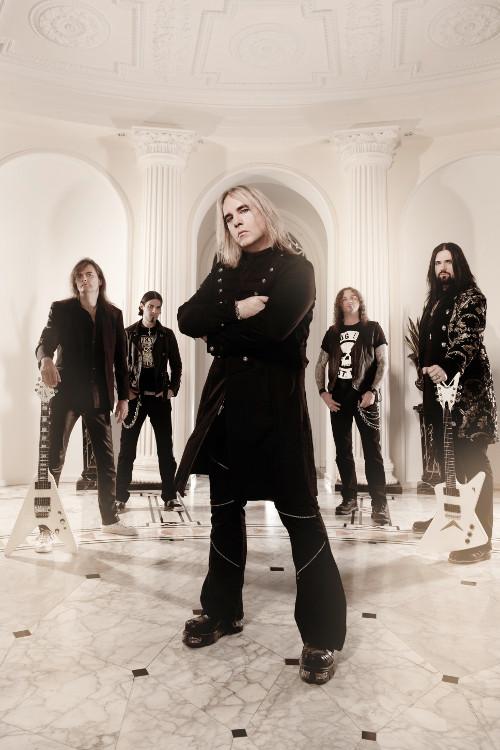 HELLOWEEN Helloween-Promo2012-02