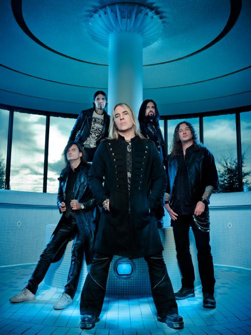 HELLOWEEN Helloween-Promo2012-04