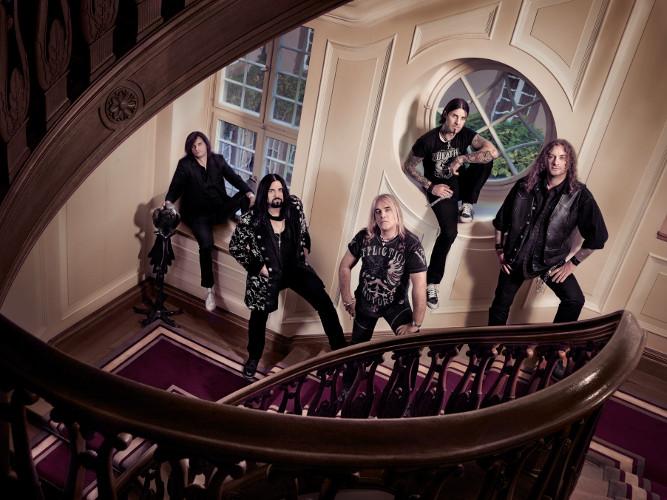 HELLOWEEN Helloween-Promo2012-07