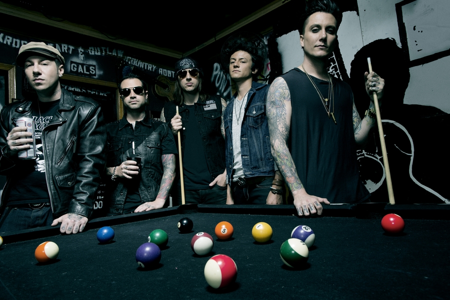 Avenged Sevenfold  Avenged2