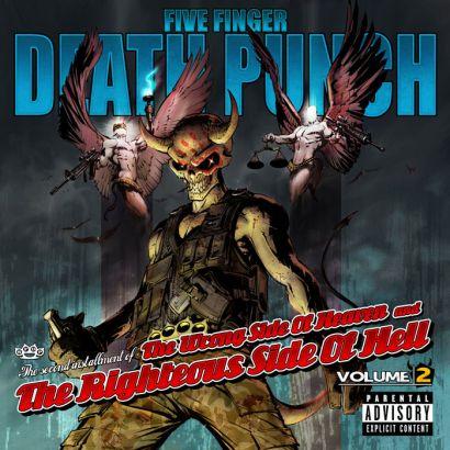 Five Finger Death Punch Ffdpvol2