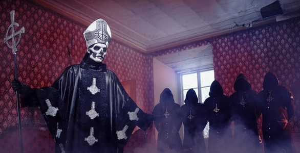 INTERVIEW GHOST : LA CROISADE A VISAGE COUVERT