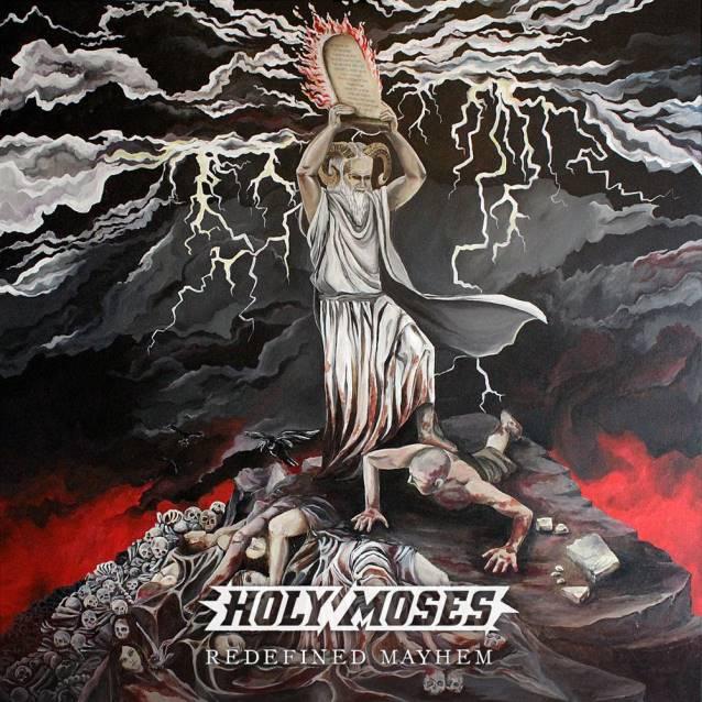 HOLY MOSES Holymosesredefinedcd