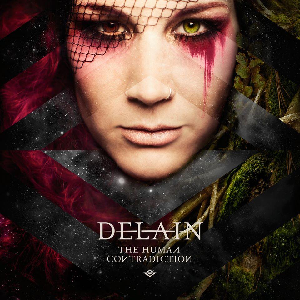 DELAIN Delain-The-Human-Contradiction