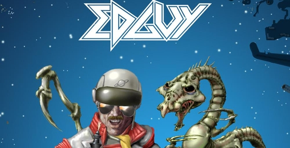 EDGUY : CHRONIQUE DU NOUVEL ALBUM SPACE POLICE: DEFENDERS OF THE CROWN
