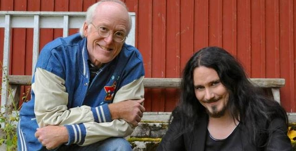INTERVIEW : TUOMAS HOLOPAINEN (NIGHTWISH) ET LA BANDE-SON DE SON ENFANCE