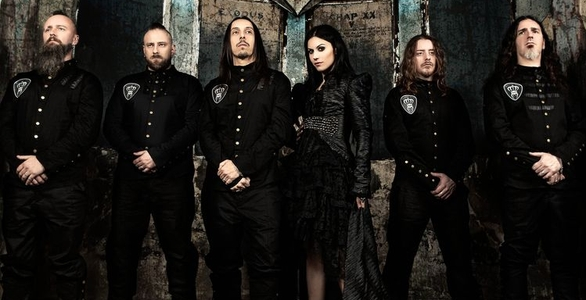 INTERVIEW LACUNA COIL : SON HALO RAYONNE TOUJOURS