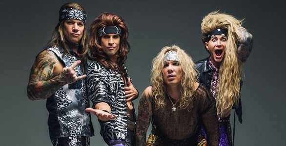 INTERVIEW STEEL PANTHER : GOURMANDS COMME DES COCHONS