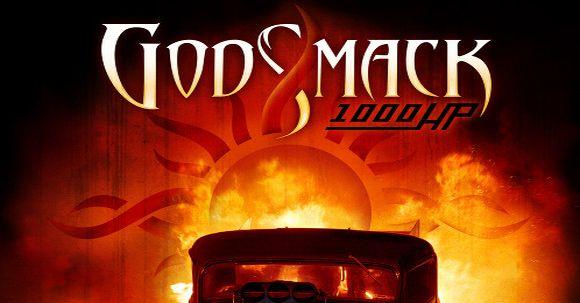 CHRONIQUE GODSMACK : DECOUVREZ 1000HP EN MUSIQUE
