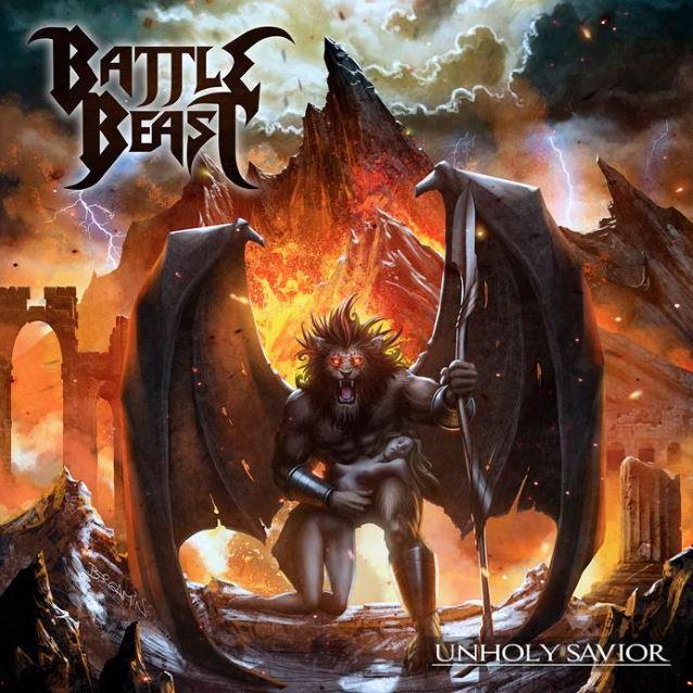 Battle Beast - Page 2 Battle-beast-unholy-savior