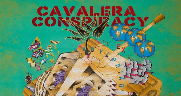 CHRONIQUE CAVALERA CONSPIRACY : DECOUVREZ PANDEMONIUM