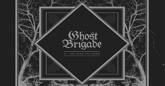 AVANT-PREMIERE : DECOUVREZ LE NOUVEL ALBUM DE GHOST BRIGADE