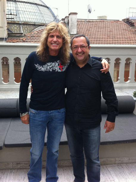 Mario De Riso & David Coverdale