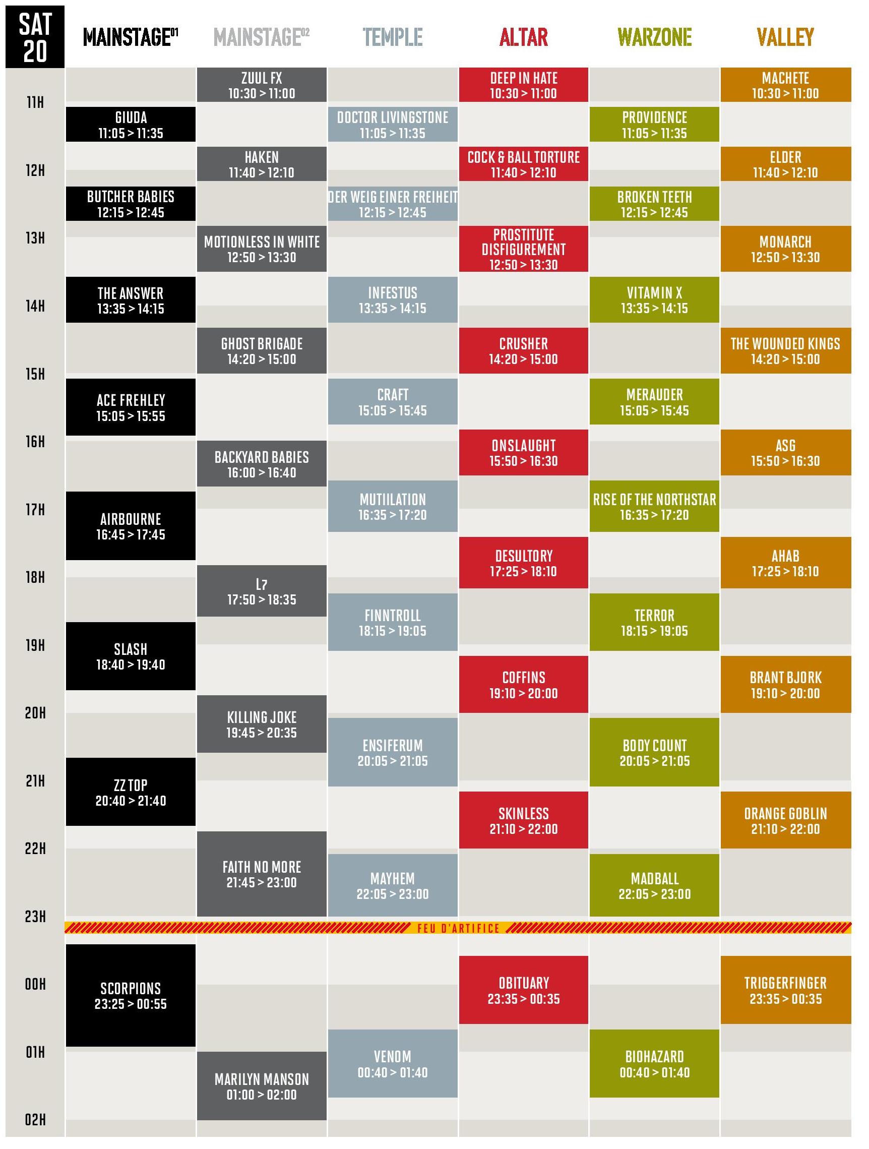 Hellfest 2015 Running-order-samedi-hellfest-2015