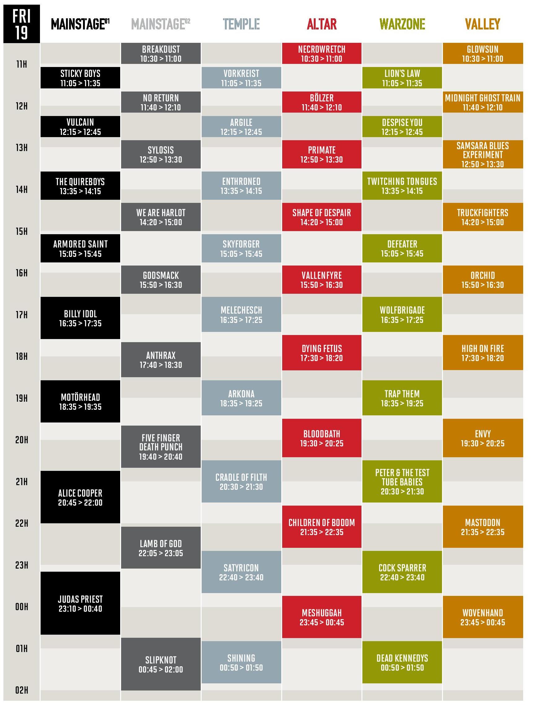 Hellfest 2015 Running-order-vendredi-hellfest-2015