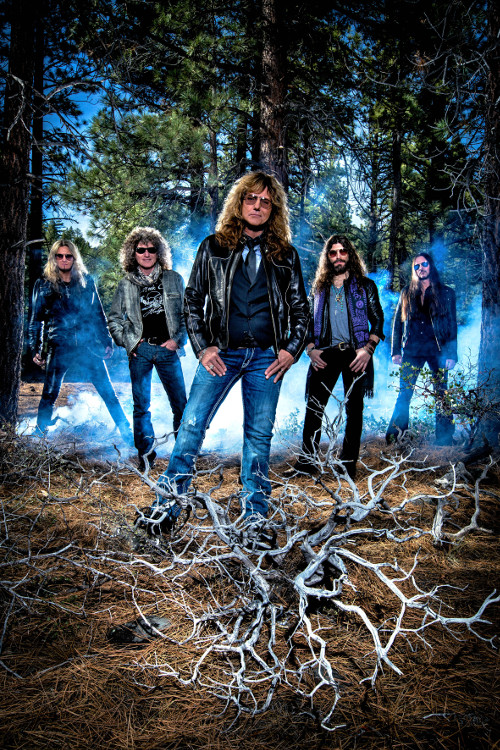 Whitesnake by Ash Newell