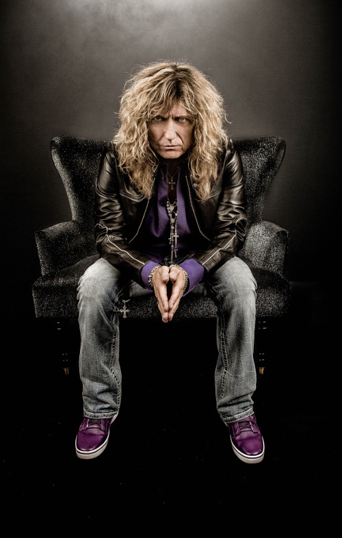 David Coverdale - Whitesnake by Ash Newell
