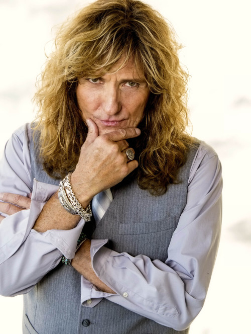 David Coverdale - Whitesnake by Mark Weiss