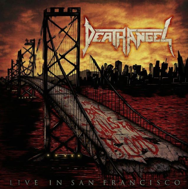 Death Angel  Deathangelbaycallscd