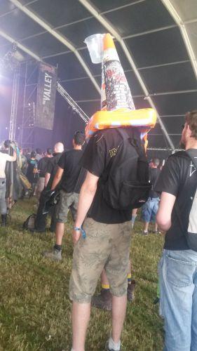 Certains ont encore la tête dans le cône alors que les concerts débutent