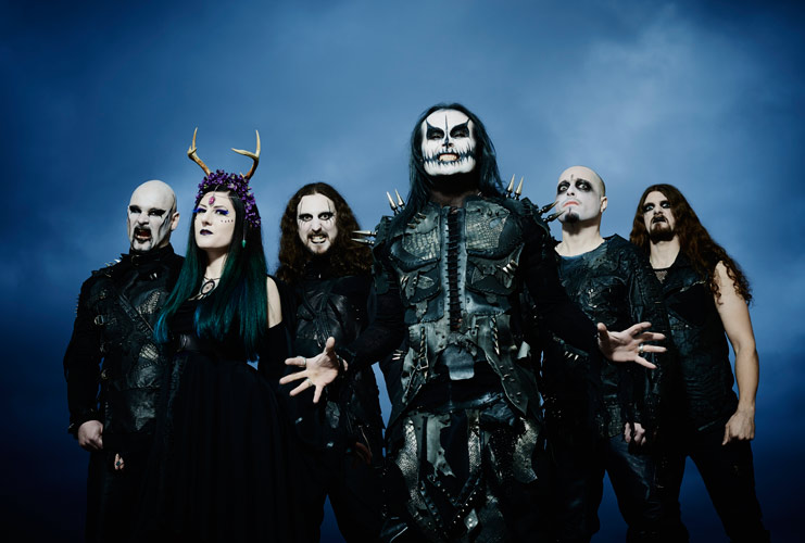 Cradle Of Filth 2015