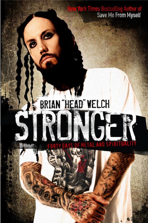 "Brian ""Head"" Welch - Stronger"