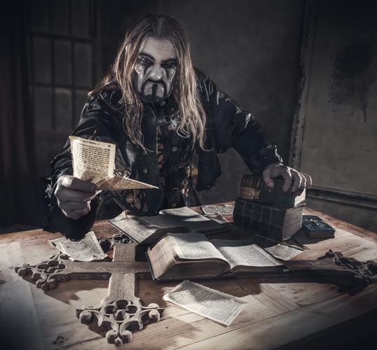 Powerwolf - Attila Dorn 2015