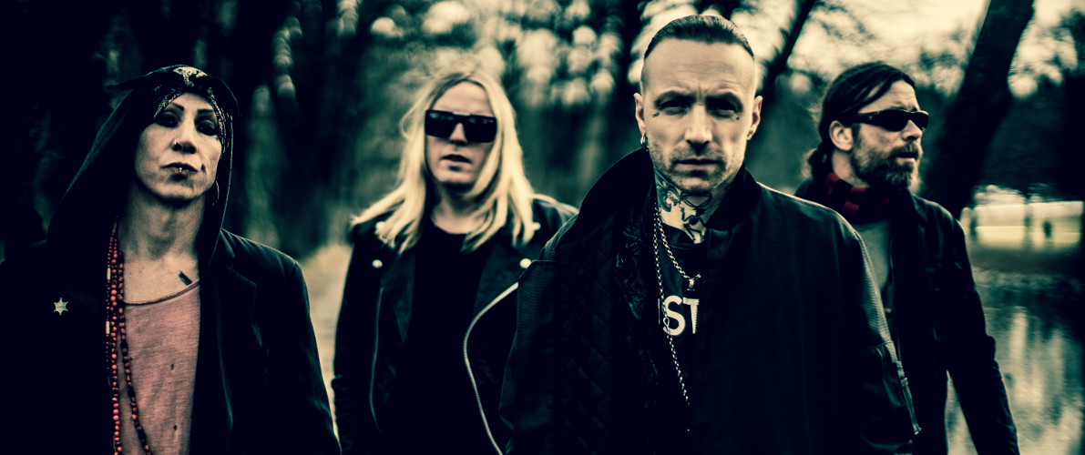 Backyard Babies by Ville Juurikkala
