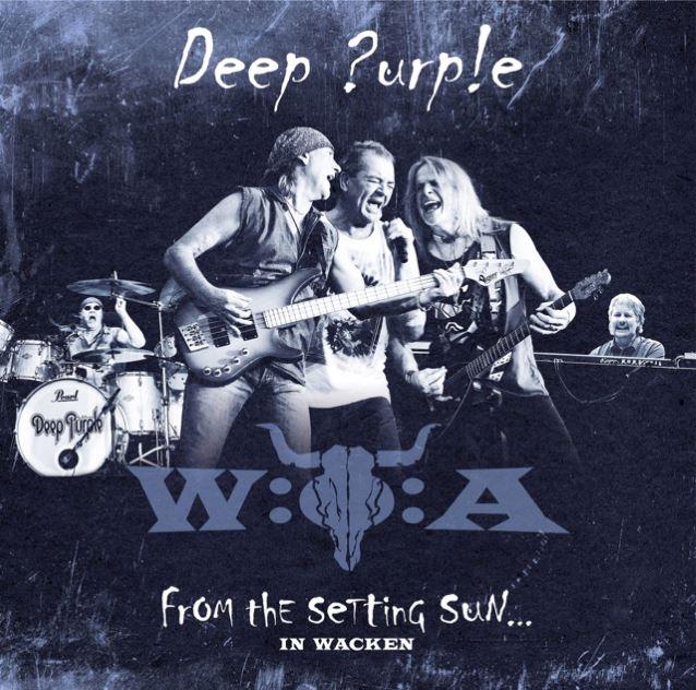 deep purple wacken open air live album
