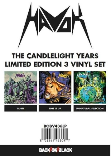 havok the candelight years