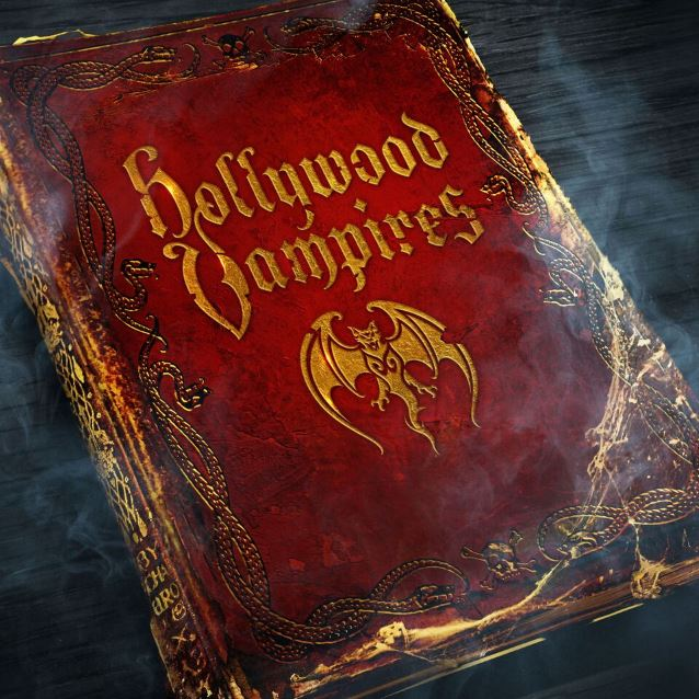 hollywood vampires cd cover