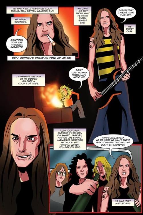 metallica comic 3