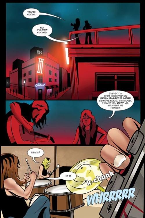 metallica comic 4