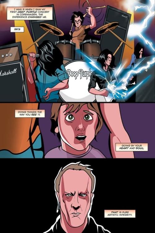 metallica comic 5