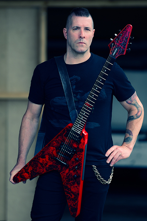 Jeff Waters - Annihilator