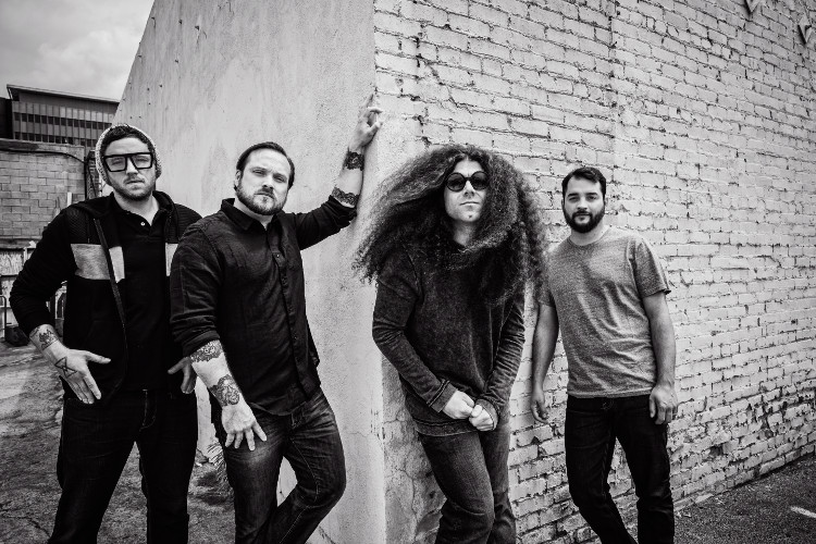 Coheed And Cambria 2015