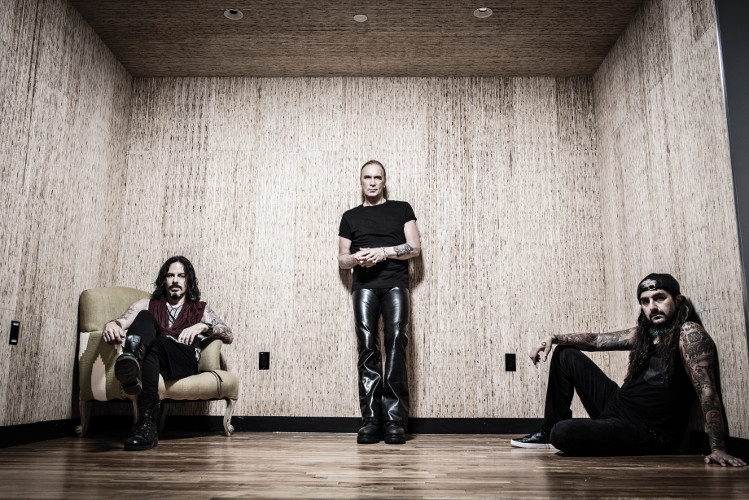 The Winery Dogs 2015