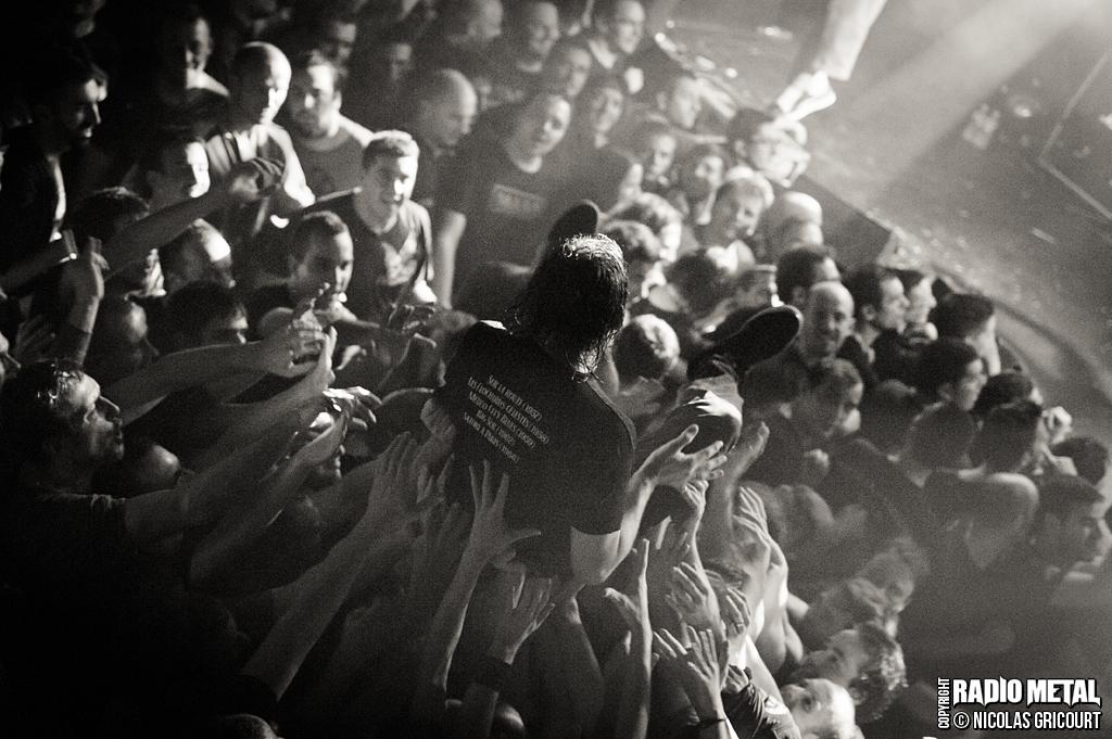 Mass Hysteria @ Lyon 2012