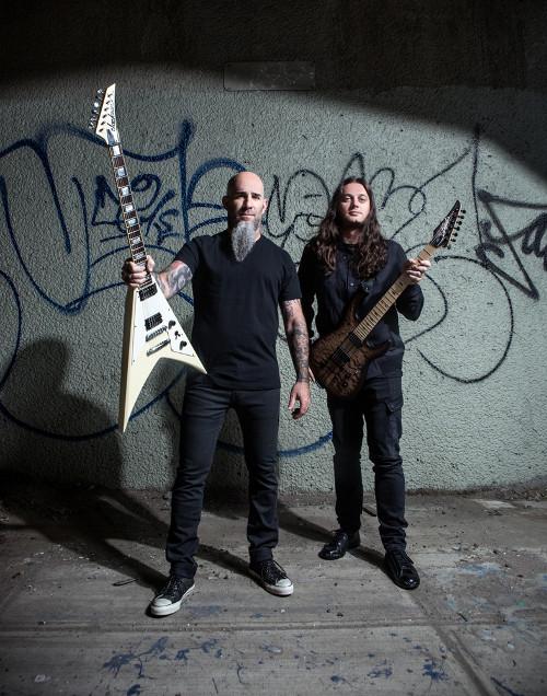 Scott Ian & Jon Donais - Anthrax